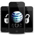Unlock AT&T iPhone 5 logo