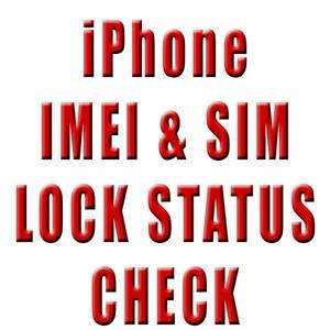 Free iPhone imei Carrier Checker - Imei Carrier Check (news)