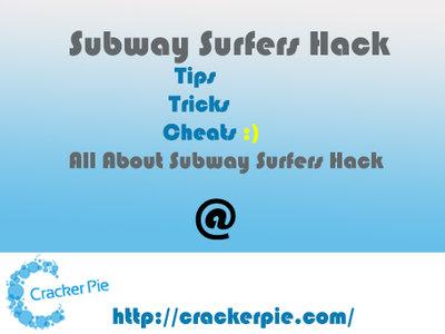 subway surfers cheats for money
