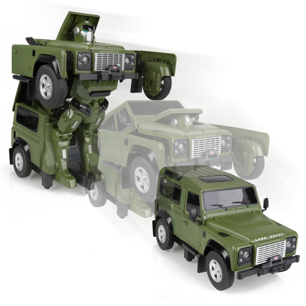 369896 lr aw18 rastar remote transformable defender 1 14 green 51lfty420gn transform 789990 large 1605007377