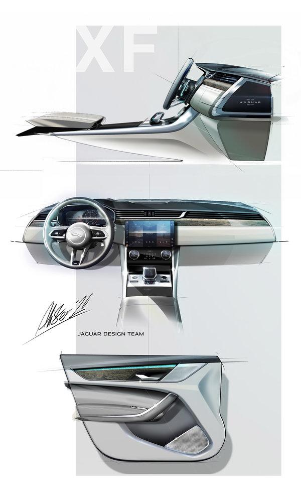 366829 jag xf 21my interior design sketch 061020 001 bf5654 large 1601913421