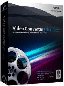 Telecharger Wondershare Video Converter Ultimate 6.5.1.2 (FULL + Crack)