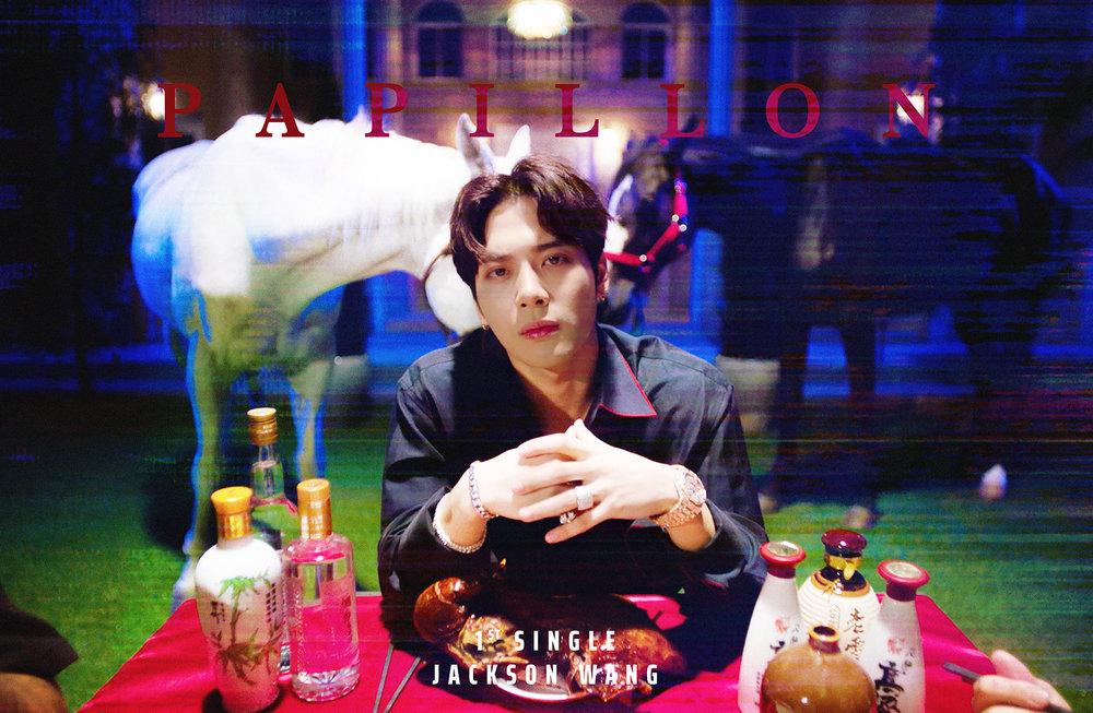 Images of Jackson Wang Papillon - #rock-cafe