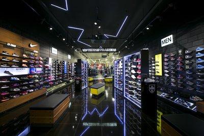 Jd sports opent winkel in den haag jd sports bericht for Interieur winkel den haag