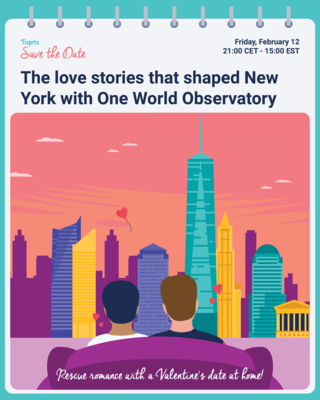 Save the Date One World Observatory