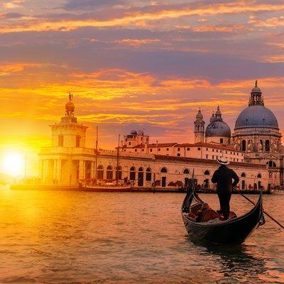 Gondola Ride Venice photo