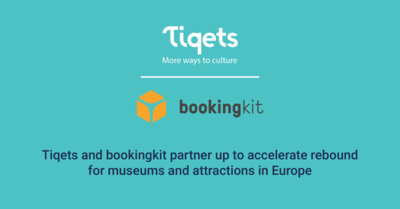 bookingkit - Tiqets