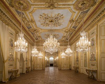 Salon des amiraux et salon d honneur © Ambroise Tézenas - CMN