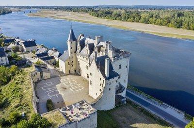 Chateau de montsoreau musee dart contemporain