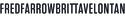 FREDFARROWBRITTAVELONTAN logo