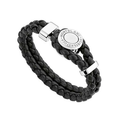 129184 49591c69 8205 4438 beab a98693b9dfb6 111403 2520montblanc 2520leather 2520bracelet 2520 meisterst 25c3 25bcck 252090 2520years 2520in 2520stainless 2520steel medium 1398752839