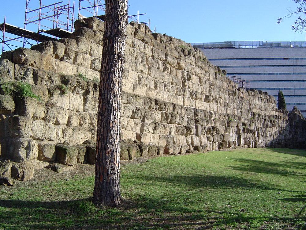 176311 servian wall d3ac2b large 1439470991