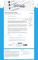 35191 twitter counter twitter counter acquires twitaholic press release medium 1365630996