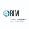 Odborná rada pro BIM logo