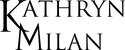 Kathryn Milan logo