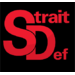 Logo Strait Def Entertainment