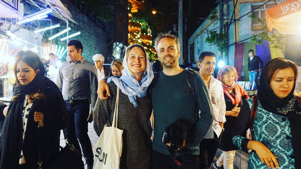 Nieuwe app helpt Belgen in Iran