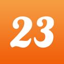 23snaps logo