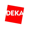 Medium square dekamarkt logo