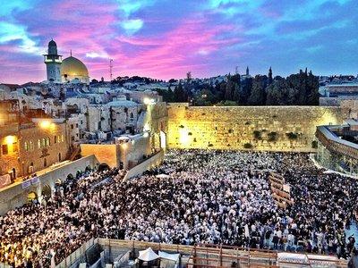 185014 1280px western wall%2c jerusalem%2c shavuot 7346ca medium 1446033362