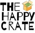 The Happy Crate logo