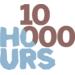 Logo 10,000 HOURS
