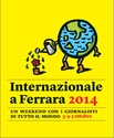 Internazionale a Ferrara 2014 logo