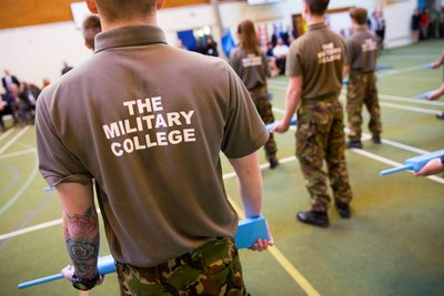 the military preparation college Mpct is the uk's biggest military preparation college with sites across england & wales as well as providing military preparation schools and sports academy training.
