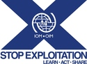 IOM X logo