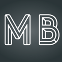 MB Presents logo