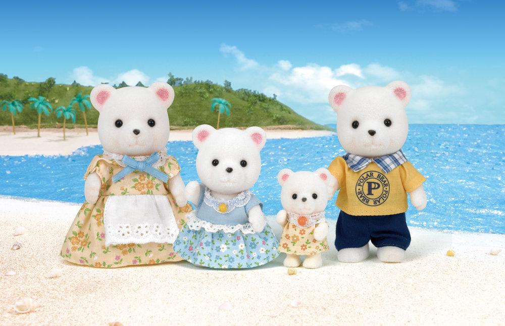 154438 5183 polar bear family sylvanian l 299cf2 large 1421933462