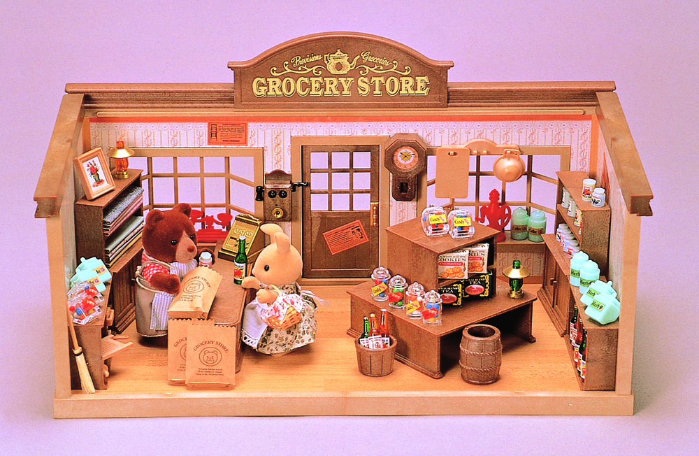 Sylvanian Families potted history - Highlight PR (news)