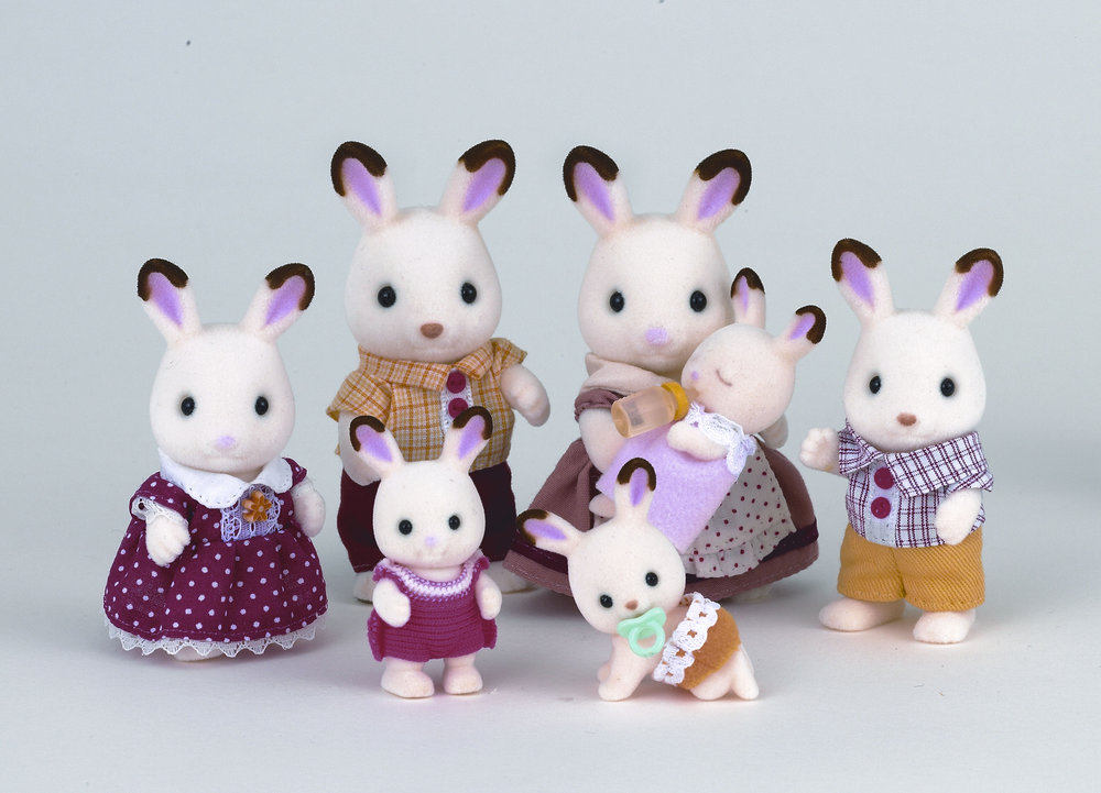 Sylvanian Families Potted History Highlight Pr News