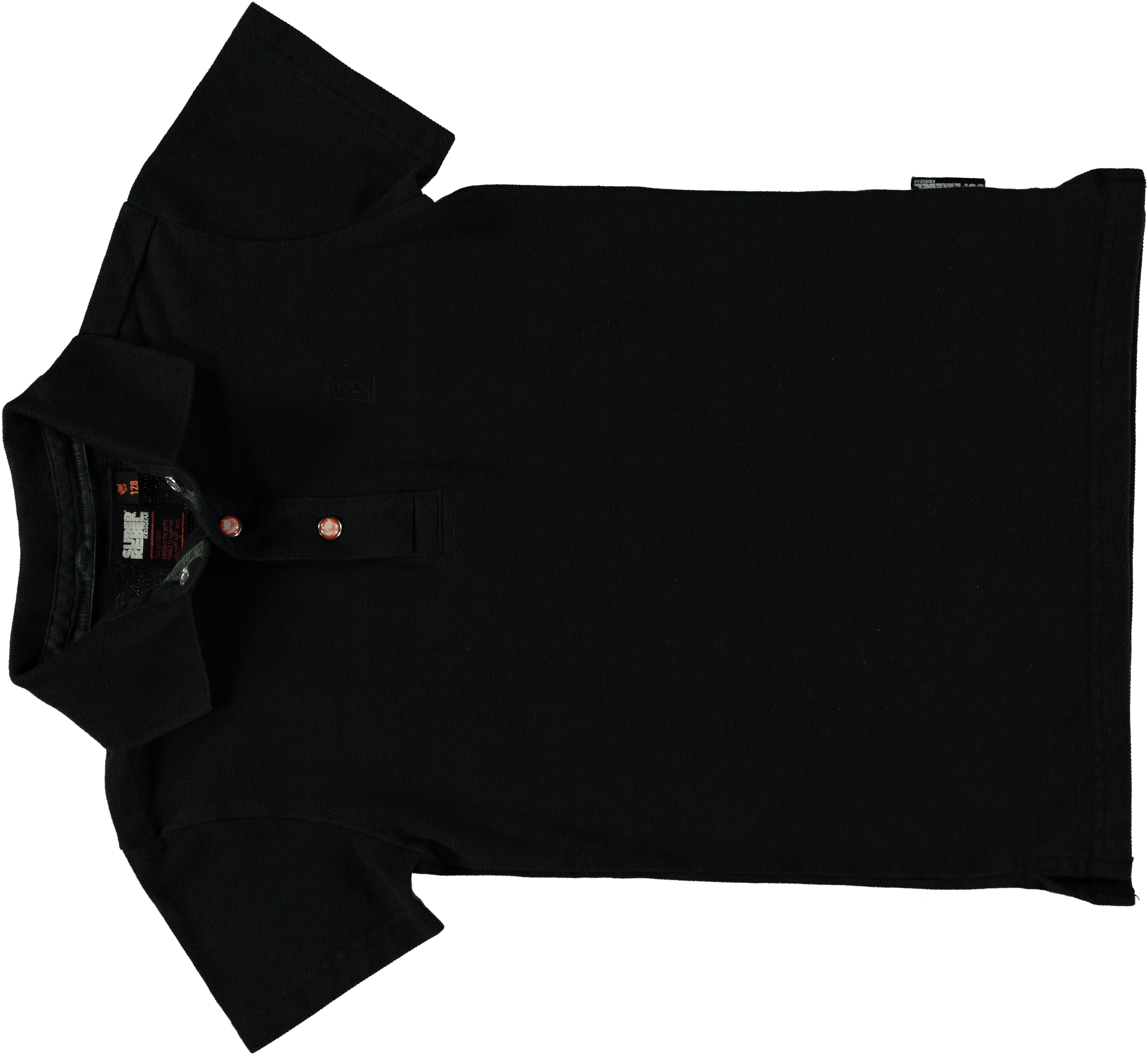 188199 superrebel kidsgear polo black %e2%82%ac39,95 front f758d9 original 1448370647
