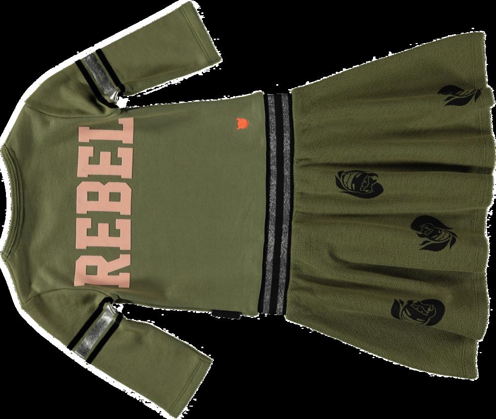 188235 superrebel kidsgear sweatdress olive %e2%82%ac59,95 back 4fe320 large 1448375780