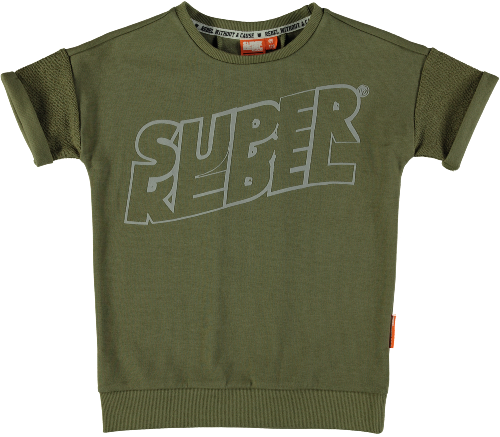 188330 superrebel kidsgear sweat%20top olive %e2%82%ac44,95 front a33556 large 1448381479