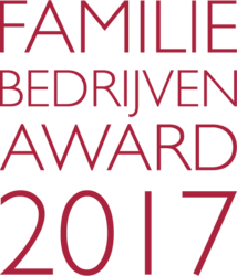 Familiebedrijven Award logo