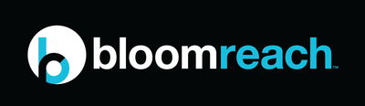 BloomReach logo reverse