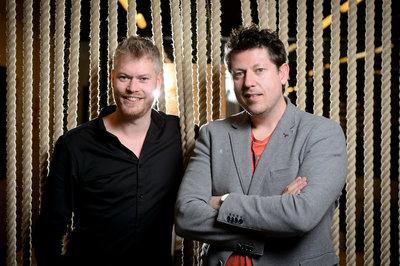 Joost Galama, Co-founder en CTO van Instant Magazine (links) & Daan Reijnders, Co-founder en CEO van Instant Magazine (rechts).jpg