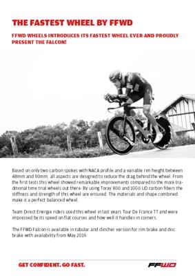 FFWD Wheels Fastest FALCON