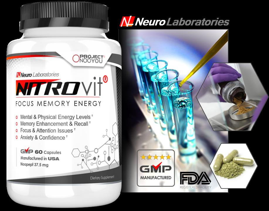 Best Nootropic Supplement Nitrovit Best Nootropic Supplements