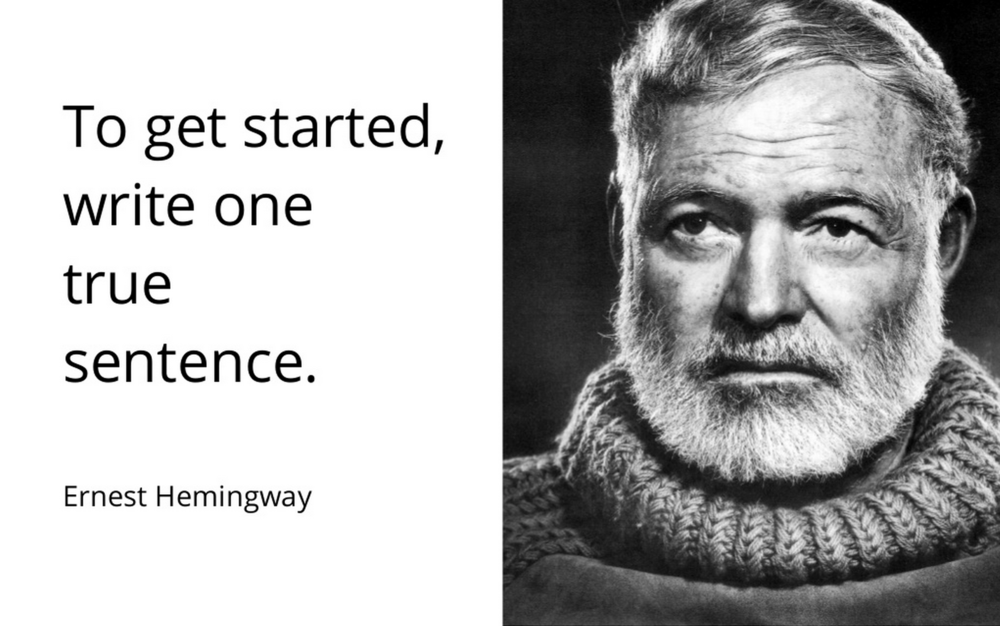 an analysis of the concept of clean well lighted place by ernest hemingway Presents a critique of the short story a clean, well-lighted place, by ernest of ernest hemingway's `a clean, well-lighted place concept analysis on.