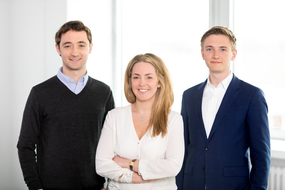 The management team of Penta: Luka Ivicevic, Jessica Holzbach, Lukas Zörner, Copyright Robert Lehmann.jpg