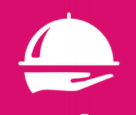 Foodora new logo logo