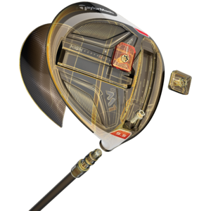 M1 Driver Ghosted X-Ray