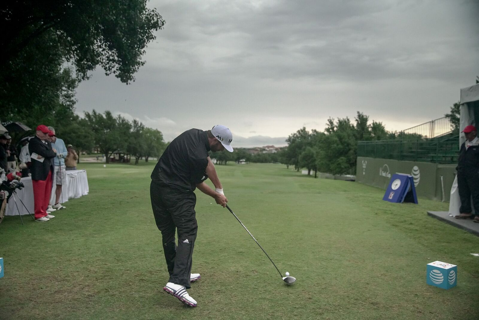 Byron Nelson - Dustin Johnson Tee #1