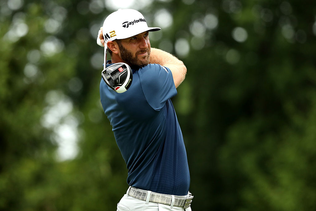 Dustin Johnson WGC-Bridgestone