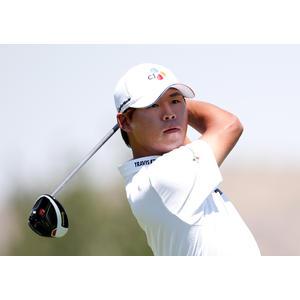 Si Woo Kim Wyndham Championship