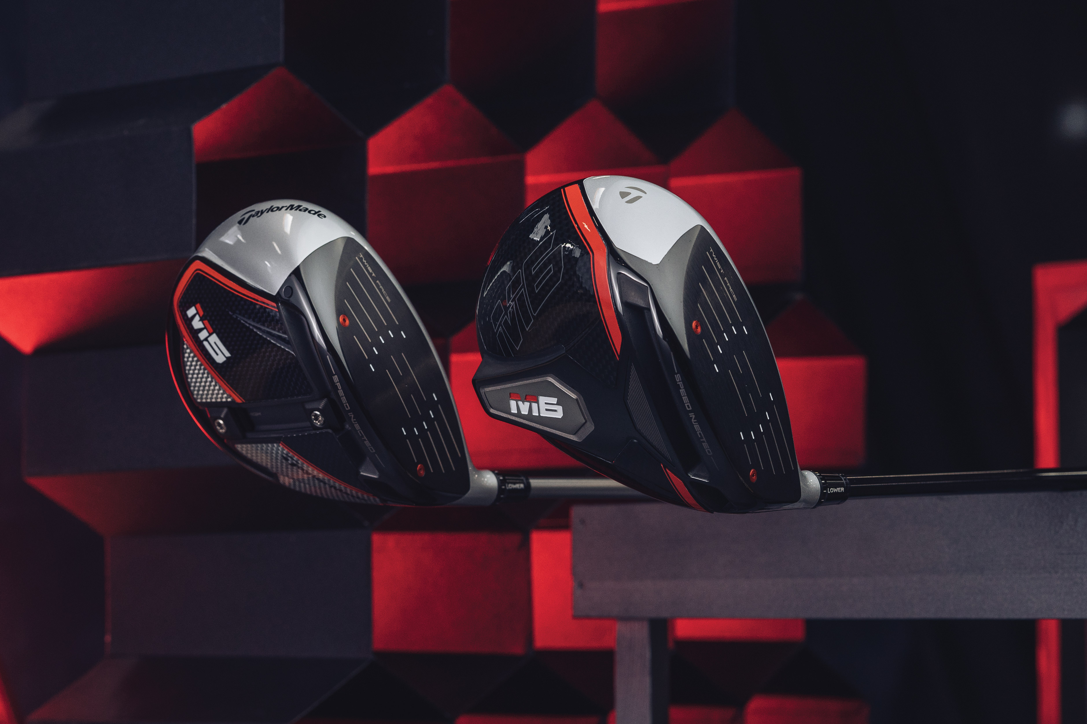 TaylorMade M5 & M6 Drivers
