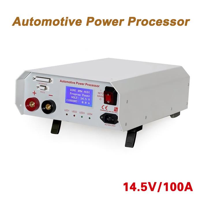 Car Voltage Regulator Power Processor for ECU Programming - go2obd